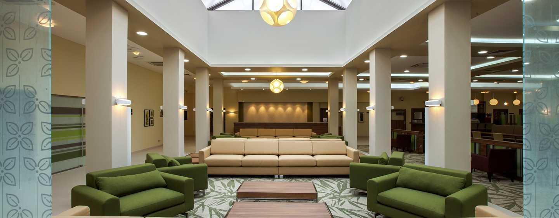 Hilton Garden Inn Moscow New Riga Hotel, Russische Föderation– Sitzbereich der Lobby