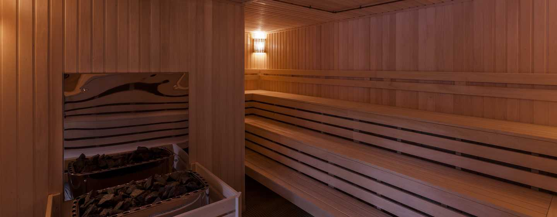 Hilton Garden Inn Moscow New Riga Hotel, Russische Föderation– Sauna