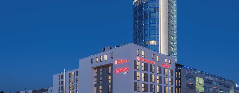 Hilton Garden Inn Munich City West Hotel, Deutschland– Außenbereich des Hotels