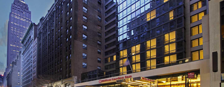 Hilton Garden Inn New York/Midtown Park Ave Hotel - Aussenansicht