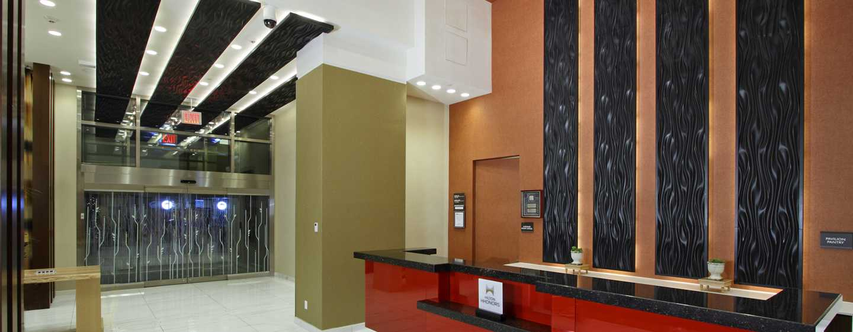 Hilton Garden Inn New York/Midtown Park Ave Hotel - Empfang