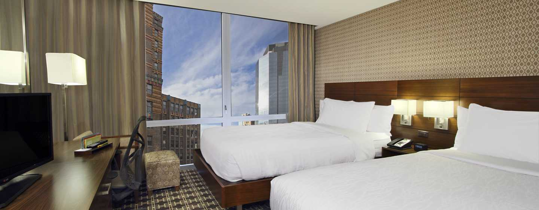 Hilton Garden Inn New York/Midtown Park Ave Hotel - Doppelzimmer