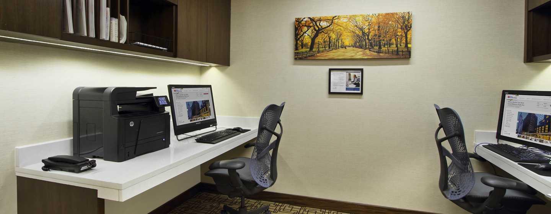 Hilton Garden Inn New York/Midtown Park Ave Hotel - Business Center
