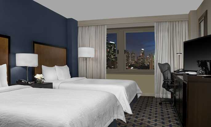 Hilton Garden Inn Times Square hotel - Two Queen beds