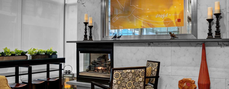 Hilton Garden Inn New York/West 35th Street, USA - Lobby