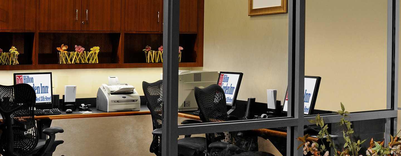 Hilton Garden Inn New York/West 35th Street, USA - Business Center
