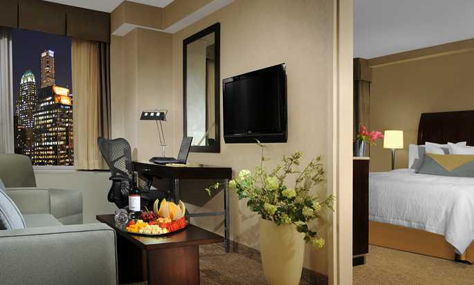 Hilton Garden Inn New York/West 35th Street, USA - Suite