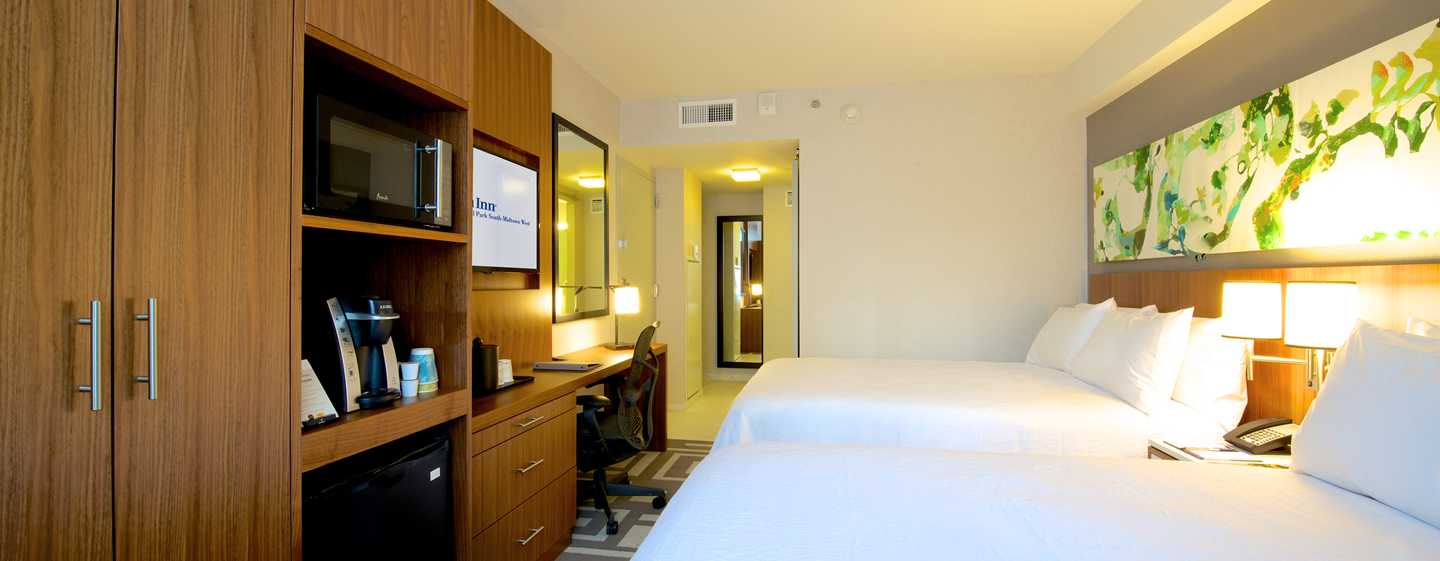 Hilton Garden Inn New York/Central Park South-Midtown West, USA - Zimmer mit zwei Doppelbetten