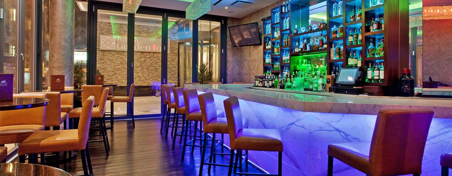 Hilton Garden Inn New York/Central Park South-Midtown West, USA - Bar und Lounge