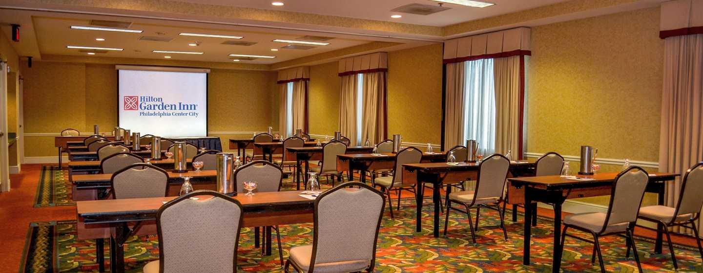 Hilton Garden Inn Philadelphia Center City Hotel, Pennsylvania, USA– ABMeetingraum