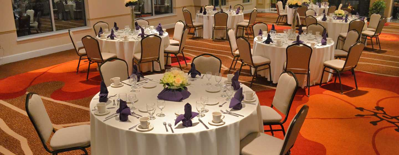 Hilton Garden Inn Philadelphia Center City Hotel, Pennsylvania, USA– Bankett