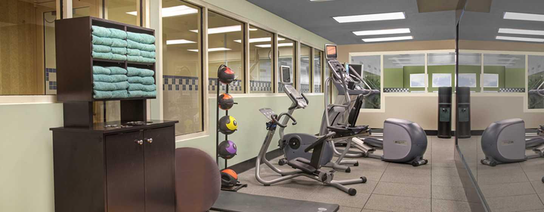 Hilton Garden Inn Philadelphia Center City Hotel, Pennsylvania, USA– Fitness Center