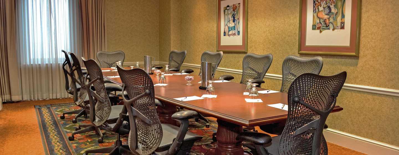 Hilton Garden Inn Philadelphia Center City Hotel, Pennsylvania, USA– Boardroom des Hilton Garden Inn