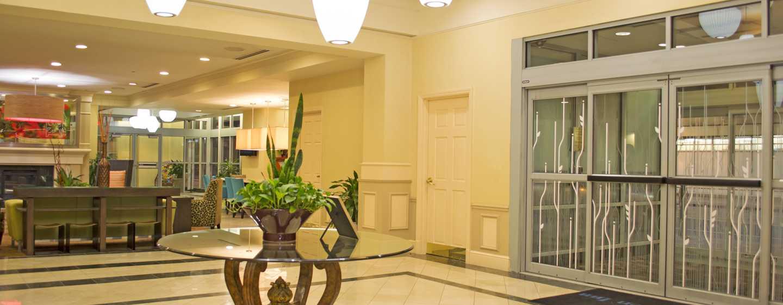 Hilton Garden Inn Philadelphia Center City Hotel, Pennsylvania, USA– Hotel-Lobby