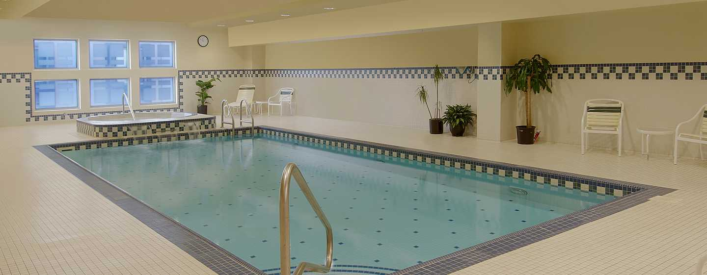 Hilton Garden Inn Philadelphia Center City Hotel, Pennsylvania, USA– Swimmingpool