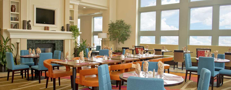 Hilton Garden Inn Philadelphia Center City Hotel, Pennsylvania, USA– Essbereich des Restaurants