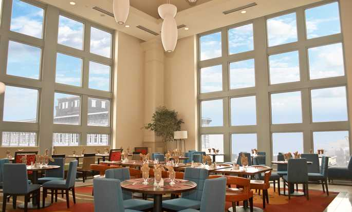 Hilton Garden Inn Philadelphia Center City Hotel, Pennsylvania, USA – Restaurantansicht