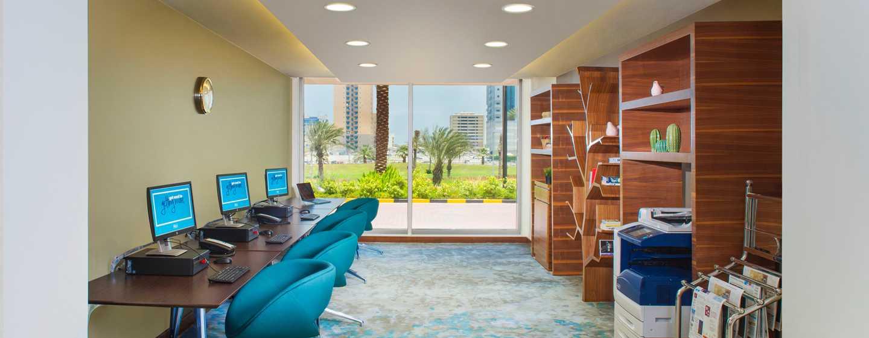Hilton Garden Inn Ras Al Khaimah, VAE– Businesscenter