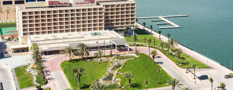 Hilton Garden Inn Ras Al Khaimah, VAE– Hilton Garden Inn Ras AlKhaimah– Außenbereich