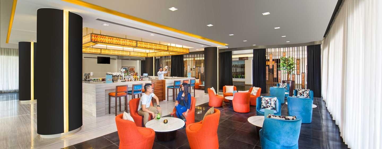 Hilton Garden Inn Ras Al Khaimah, VAE– The Garden Bar