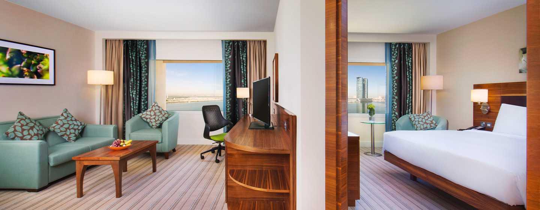 Hilton Garden Inn Ras Al Khaimah Hotel, VAE– Suite mit einem Schlafzimmer