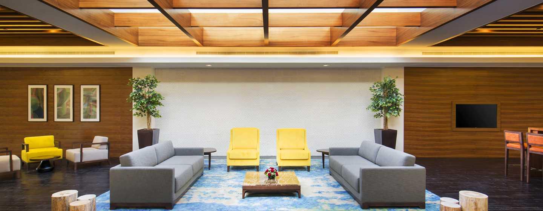 Hilton Garden Inn Ras Al Khaimah, VAE– Lobby Lounge
