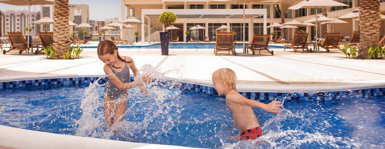 Hilton Garden Inn Ras Al Khaimah, VAE– Kinderbecken