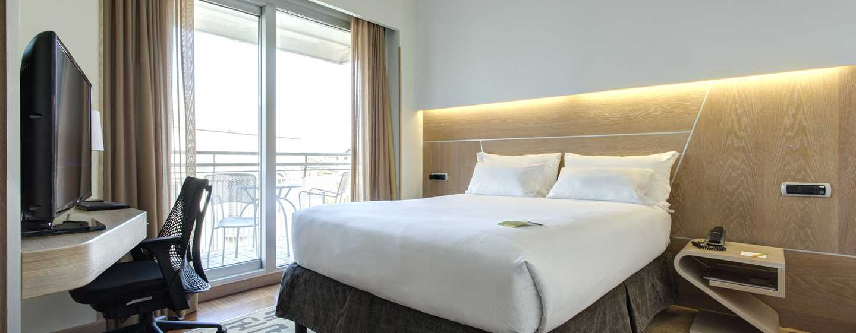 Hilton Garden Inn Rome Claridge, Italien– Doppelzimmer
