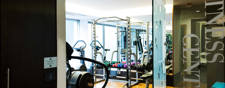 Hilton Garden Inn Rome Claridge Hotel, Italien– Fitnesscenter
