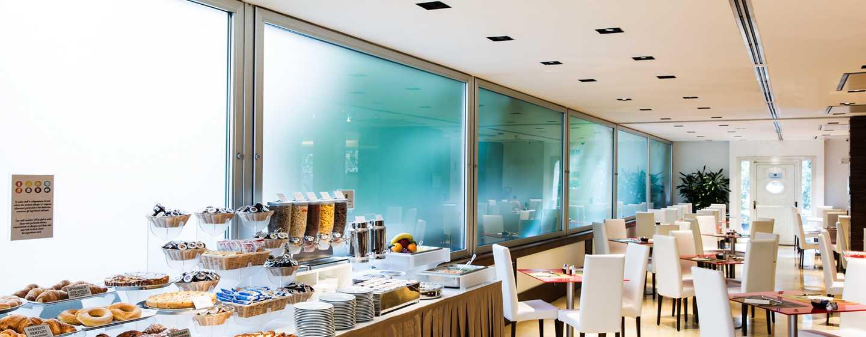 Hotel Hilton Garden Inn Rome Claridge, Italien– Frühstücksbereich