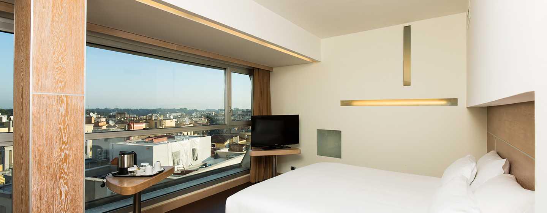 Hotel Hilton Garden Inn Rome Claridge, Italien– Junior Suite