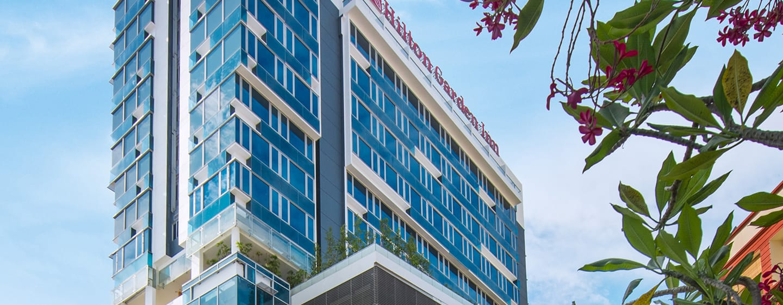 Hilton Garden Inn Singapore Serangoon Hotel, Singapur– Hotelfassade