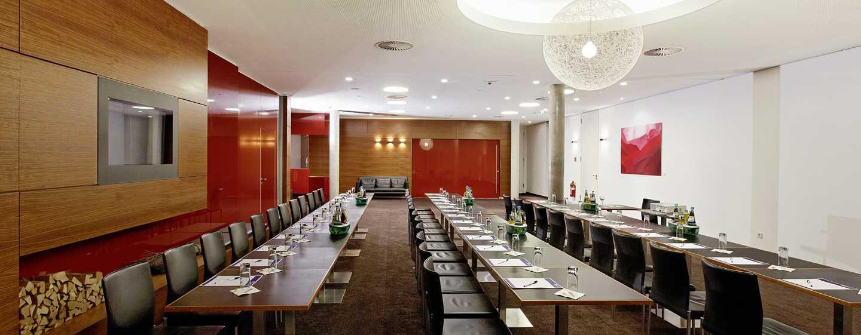 Hilton Garden Inn Stuttgart NeckarPark Hotel, Deutschland– Konferenzraum