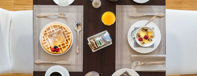 Hilton Garden Inn Venice Mestre San Giuliano Hotel, Italien – Frühstück