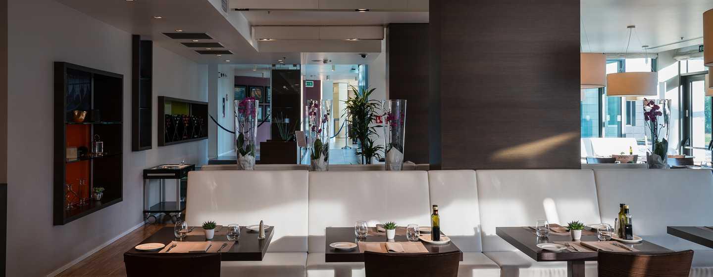 Hilton Garden Inn Venice Mestre San Giuliano Hotel, Italien – Restaurant The Garden