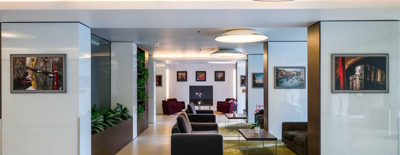 Hilton Garden Inn Venice Mestre San Giuliano Hotel, Italien – Lounge