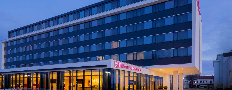 Hilton Garden Inn Wiener Neustadt, Österreich – Außenbereich des Hotels