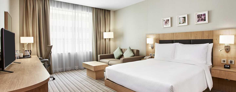Hilton Garden Inn Wiener Neustadt, Österreich – Zimmer mit Queensize-Bett