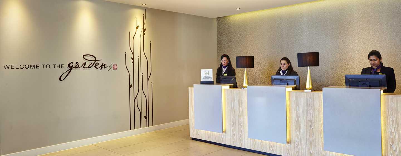 Hilton Garden Inn Wiener Neustadt, Österreich – Empfang