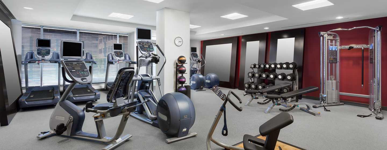 Hilton Garden Inn Washington DC/Georgetown hotel - 24 Stunden Fitnessraum