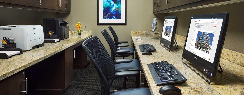 Hilton Garden Inn Washington DC/Georgetown hotel - Kostenfreies Business Center