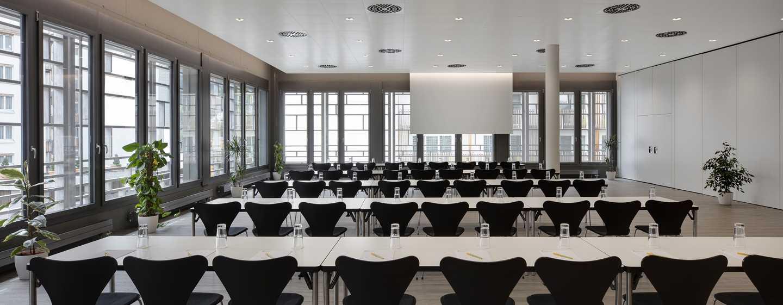 Hilton Garden Inn Davos Hotel, Schweiz– Seehorn Meetingraum