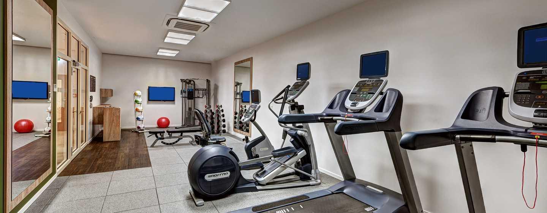 Hilton Garden Inn Davos Hotel, Davos, Schweiz– Fitnessraum