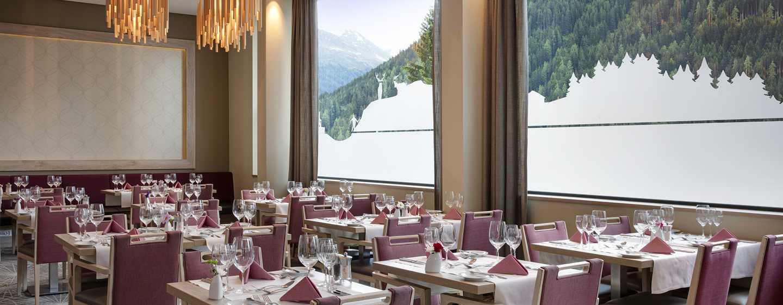 Hilton Garden Inn Davos Hotel, Davos, Schweiz– Restaurant