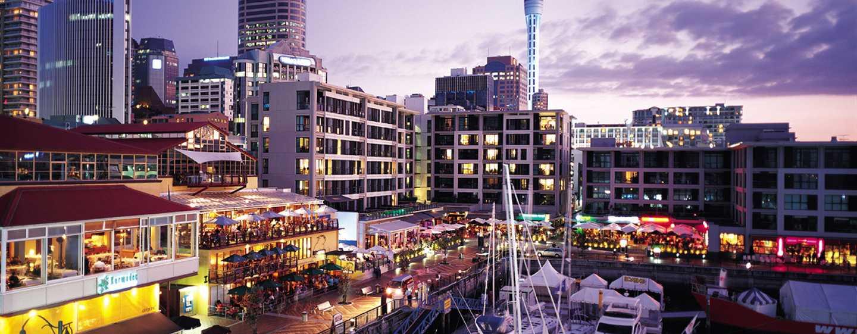 Hilton Auckland Hotel, Neuseeland– Viaduct Harbour