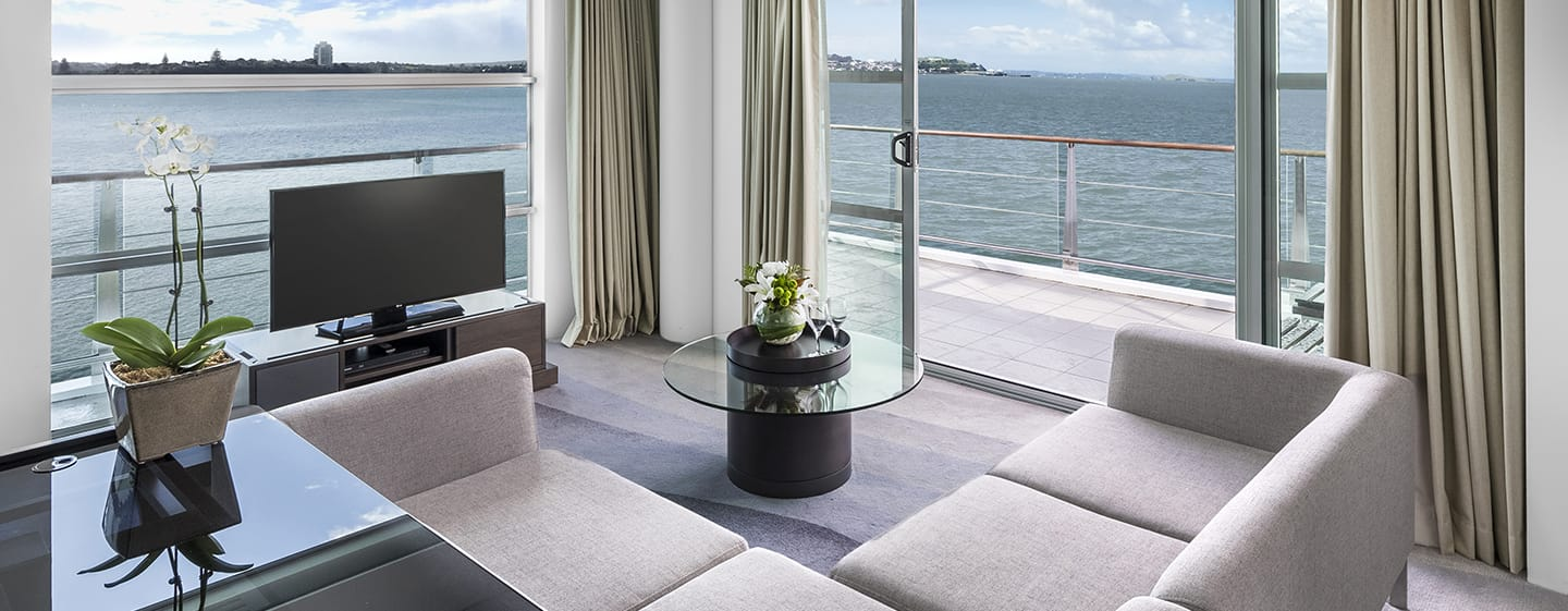 Hilton Auckland Hotel, Neuseeland– Relaxation Suite