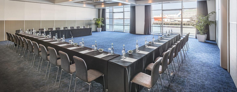 Hilton Auckland Hotel, Neuseeland– Veranstaltungsräume Aquamarine