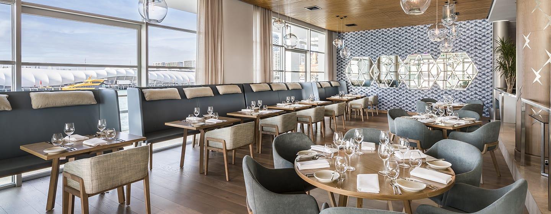 Hilton Auckland Hotel, Neuseeland – Restaurant FISH