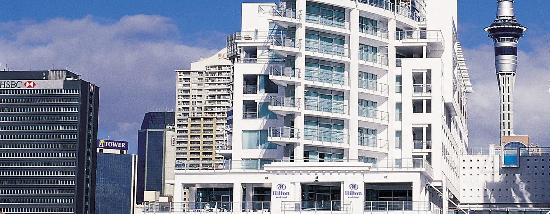 Hilton Auckland Hotel, Neuseeland– Küstenlage