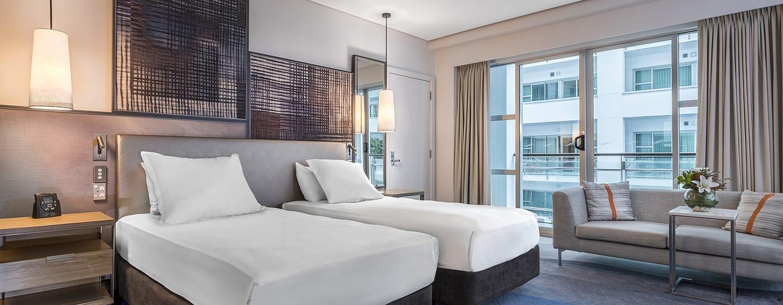 Hilton Auckland Hotel, Neuseeland – Hilton Zweibettzimmer